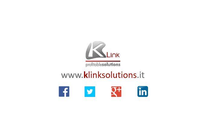Nuovo sito web k link